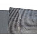 Płyta z włókna węglowego 50x100 cm, grubość 1 mm