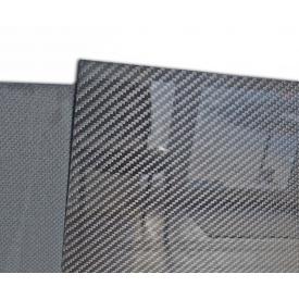 Płyta carbonowa 50x100 cm grubość 1.5 mm