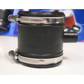 Łącznik Elastyczny 67 mm czarny