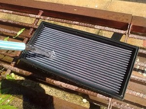 Mycie K&N, mycie filtra powietrza K&N