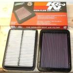 Sportowy filtr powietrza K&N - korzyści z stosowana