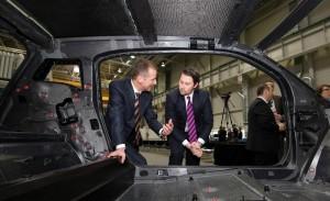 Produkcja seryjna z włókna węglowego BMW I3