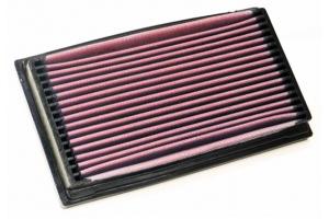Panelowe filtry powietrza