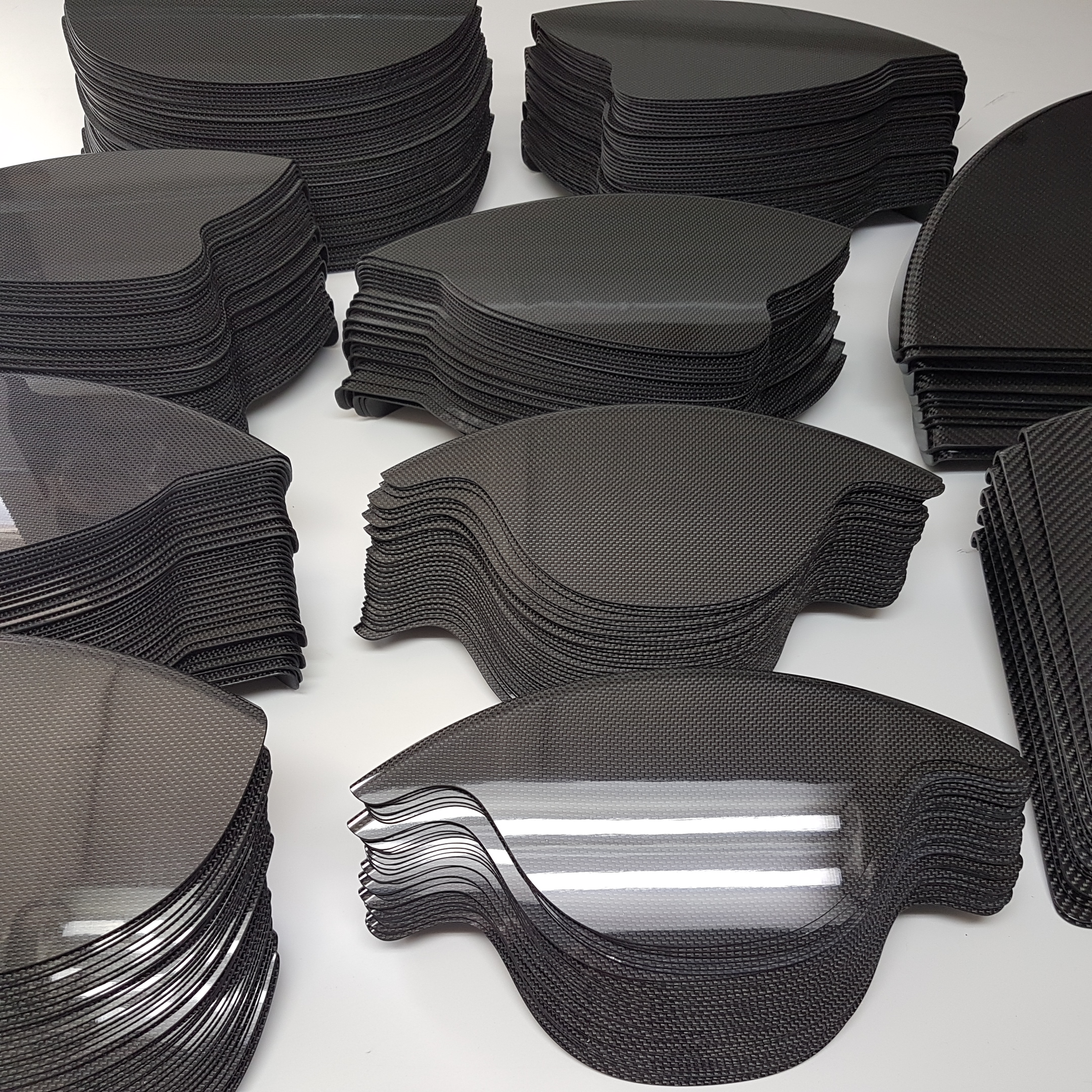carbon fiber wheelchair fenders