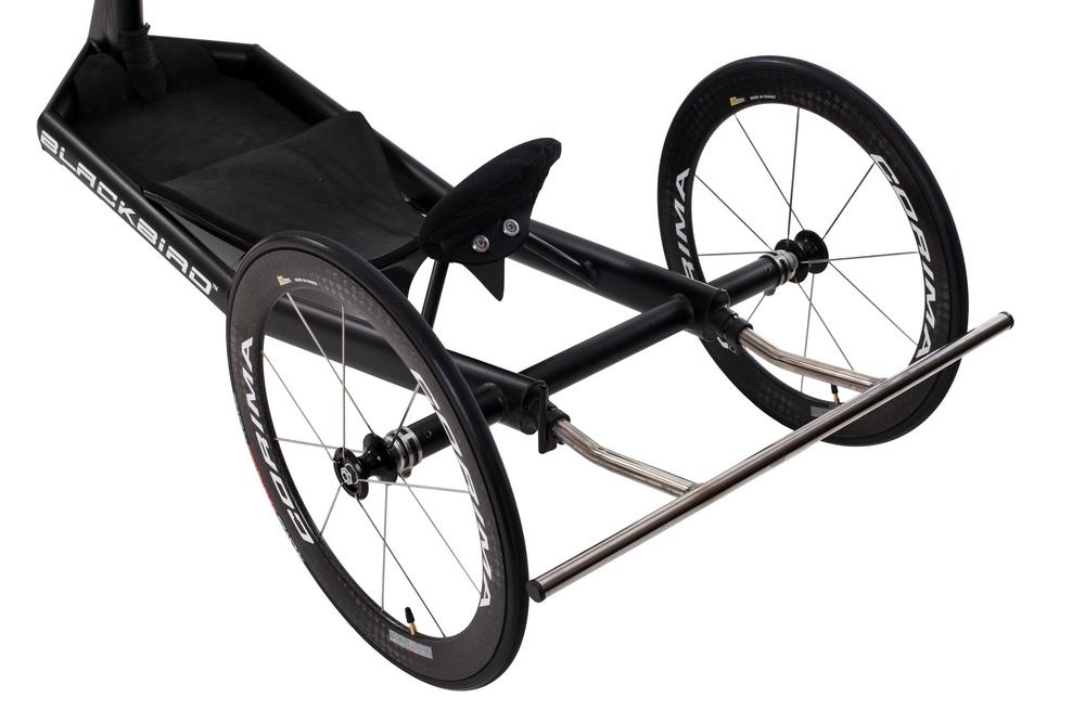 Carbon fiber handbike seats manufacturer