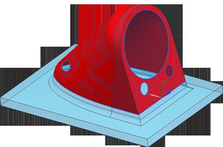 projektowanie kompozytów 3d, rysunki 3d włókno węglowe carbon
